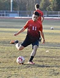 Victor Garcia-Salazar's Men's Soccer Recruiting Profile