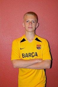 Caleb Nelson's Men's Soccer Recruiting Profile