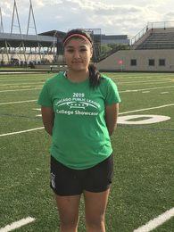 Andrea Guzman's Women's Soccer Recruiting Profile