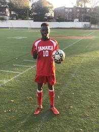 Nathaniel Simwaka's Men's Soccer Recruiting Profile