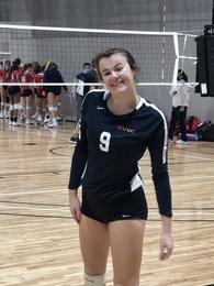 Kenady Roper's Women's Volleyball Recruiting Profile