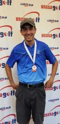 Roberto Espinosa's Men's Golf Recruiting Profile