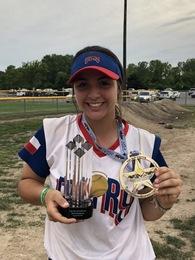 Samantha Hood's Softball Recruiting Profile
