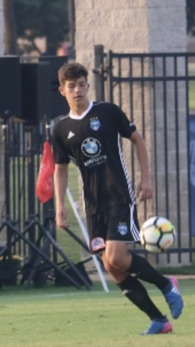 Cole DiMatteo's Men's Soccer Recruiting Profile