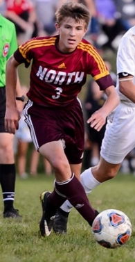 Ian Holtz-Hazeltine's Men's Soccer Recruiting Profile
