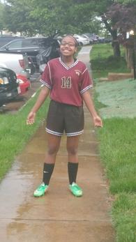 Asmira Garcia's Women's Soccer Recruiting Profile
