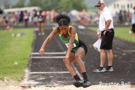 Jazlyn Jefferson's Women's Track Recruiting Profile