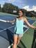 Eliza Abady Women's Tennis Recruiting Profile