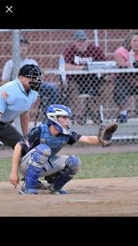 Zebulon Perreault's Baseball Recruiting Profile
