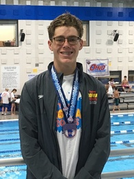 Trevor Danner's Men's Swimming Recruiting Profile