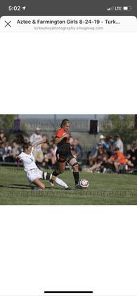 Kalynn Kenworthy's Women's Soccer Recruiting Profile