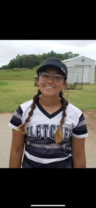 Leslie Tehauno's Softball Recruiting Profile
