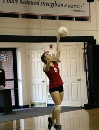 Hannah Slattery's Women's Volleyball Recruiting Profile