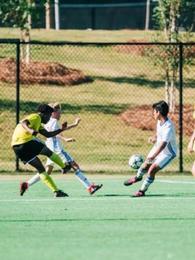 Prince Ticha's Men's Soccer Recruiting Profile