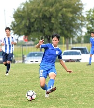 Georges Richard's Men's Soccer Recruiting Profile