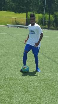 Natieh    (Nat) Seyah's Men's Soccer Recruiting Profile