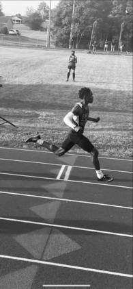 Malik Blunt's Men's Track Recruiting Profile