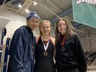 Ella Haskins's Women's Swimming Recruiting Profile