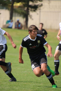 Cody Carvajal's Men's Soccer Recruiting Profile