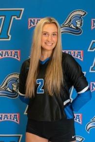 Nadia Wheeler's Women's Volleyball Recruiting Profile