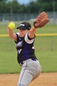 Danielle Sharpe's Softball Recruiting Profile