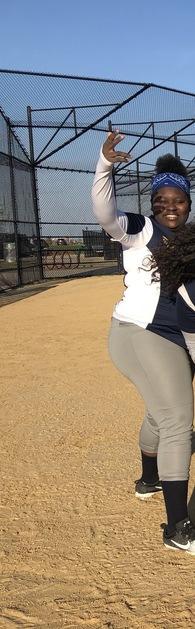 Fatoumata Ba's Softball Recruiting Profile