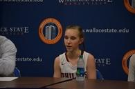 Gracie Hallman's Women's Basketball Recruiting Profile