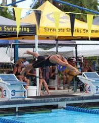 Berlyn Perdomo's Women's Swimming Recruiting Profile