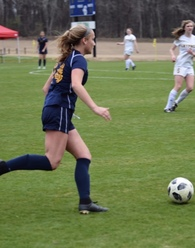 Amelia Shook's Women's Soccer Recruiting Profile