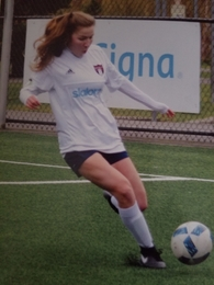 Saige Reents's Women's Soccer Recruiting Profile