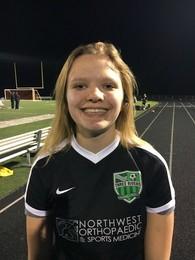 "Catherine ""Cate"" Wheeler's Women's Soccer Recruiting Profile"