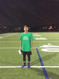 Brandon Tovar's Men's Soccer Recruiting Profile