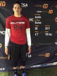 Austin Burton's Football Recruiting Profile