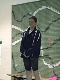 William Kohn's Men's Swimming Recruiting Profile