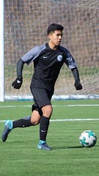 Brian Contreras's Men's Soccer Recruiting Profile