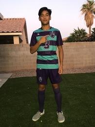 Jaden Almazan's Men's Soccer Recruiting Profile