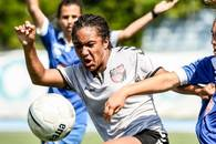 Aaliyah Wilson-Falcone's Women's Soccer Recruiting Profile