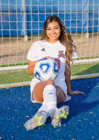 Angel Alvarado's Women's Soccer Recruiting Profile