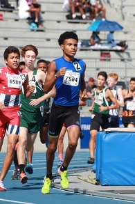 Christopher Thames's Men's Track Recruiting Profile