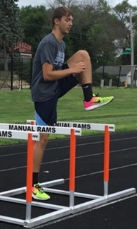 Nathaniel Hollingsworth's Men's Track Recruiting Profile