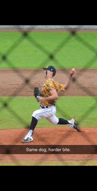 Clayton Dunn's Baseball Recruiting Profile
