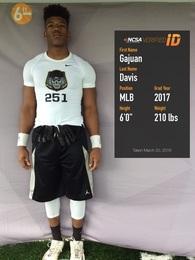 Gajuan Davis's Football Recruiting Profile