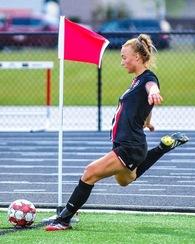 Katelyn Fishnick's Women's Soccer Recruiting Profile
