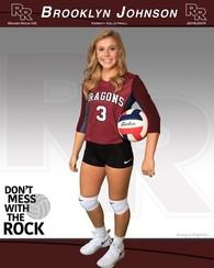 Brooklyn Johnson's Women's Volleyball Recruiting Profile