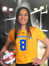 Lauren Hess's Women's Volleyball Recruiting Profile