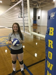 Abigail Luttrell's Women's Volleyball Recruiting Profile