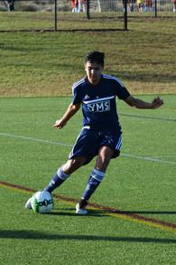 Matthew Montes's Men's Soccer Recruiting Profile
