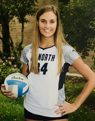 Clara Benskin's Women's Volleyball Recruiting Profile