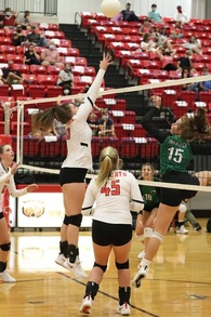 Hannah Stockton S Women S Volleyball Recruiting Profile