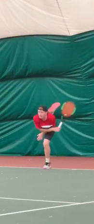 Lucas Hammond's Men's Tennis Recruiting Profile